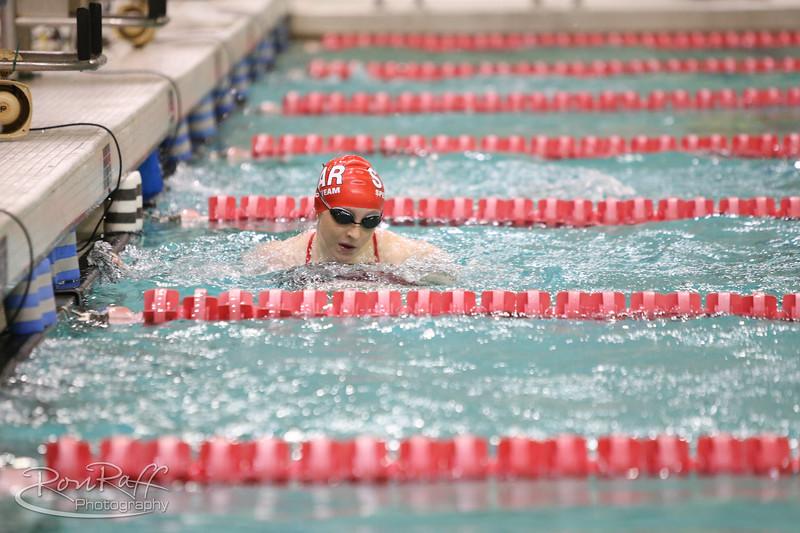 January 26, 2018 STAR Swimming Winter Challenge swim meet