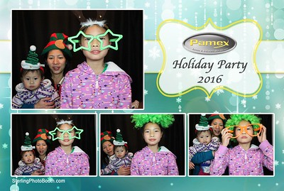 Pamex Inc Holiday Party