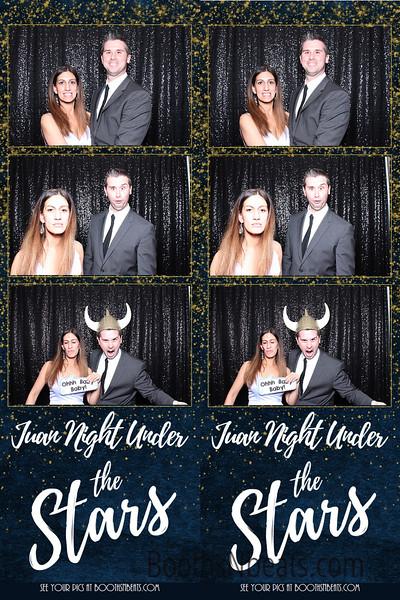Juan Night Under the Stars