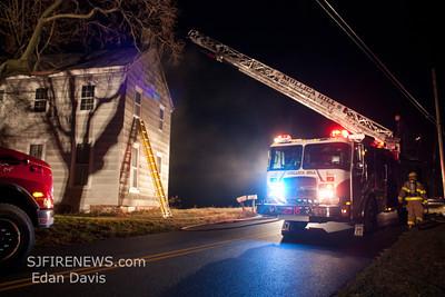 01-17-2012, Dwelling, Pilesgrove Twp. Salem County, 19 Harrisonville Lake Rd.