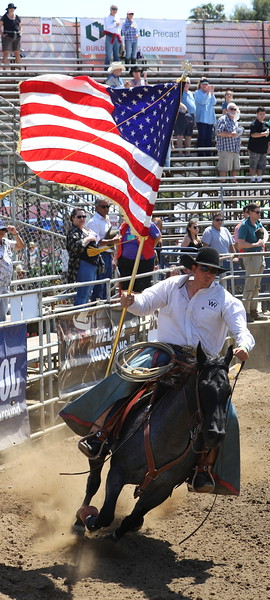 Lakeside Rodeo 55th Year