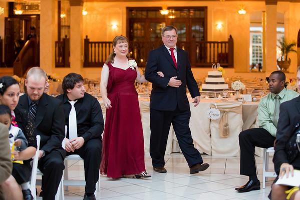 Travis and Julie wedding - Ceremony