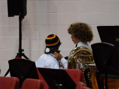 2008-12-9 Kealing Band Concert
