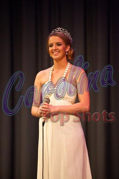 Miss East Gaston 2012 - Kaylan