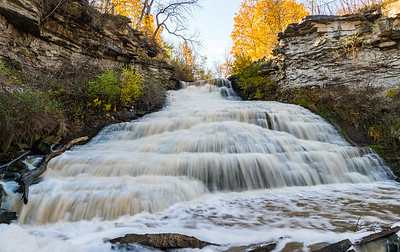 Ontario Waterfalls And Hiking Trails