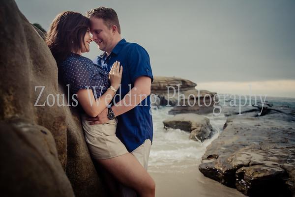 Laura & Jason La Jolla Beach
