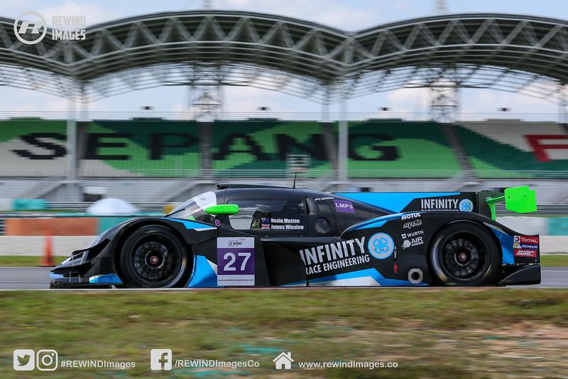 Asian Le Mans Sprint Cup 2017 Rd1