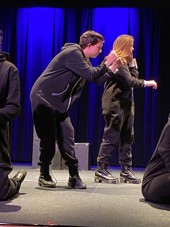Upper School One-Act Play 2020: Kaleidoscope