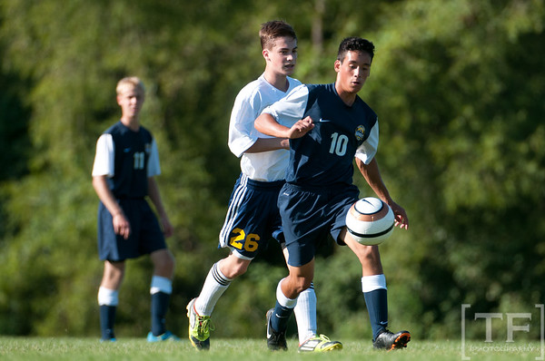 High School Soccer: Oakland Christian Tournament