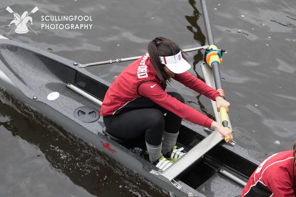BU vs Stanford, Lightweight Women