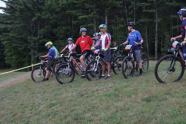 Mountain Biking at Cardigan Mountain | September 26