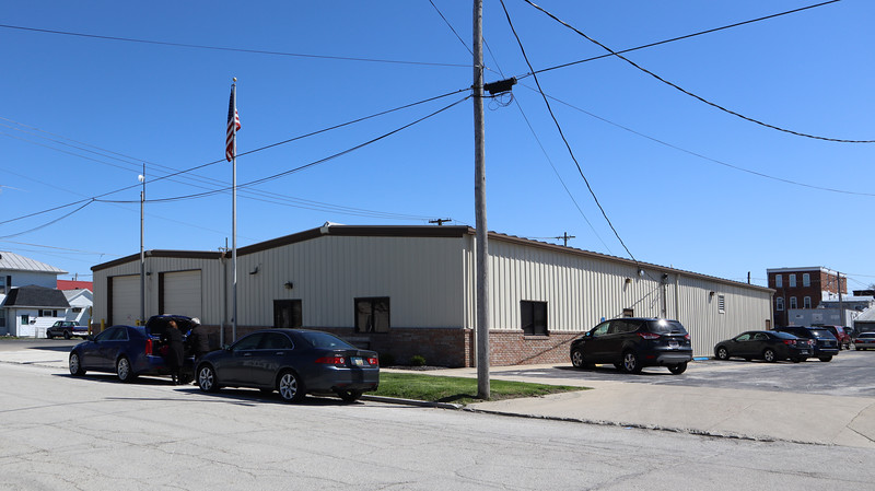 Crawford Township building