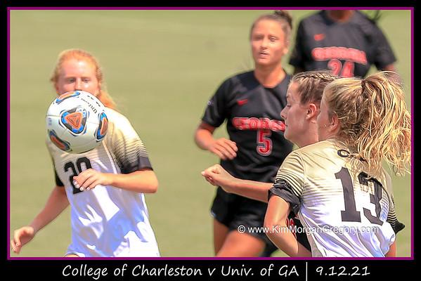 College of Charleston   Soccer   2021
