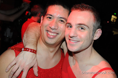 Red Dress Party Seattle feat. The Perry Twins (21 Nov 2009)