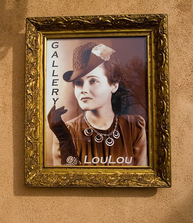 Gallery LouLou Classic Rock Photography Opening