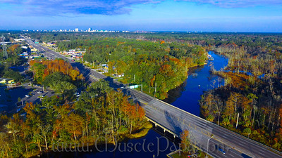 Pottsburg Creek, Beach Blvd, Jacksonville