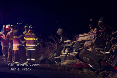 1-17-2012 MVC, Franklin Twp, (Forest Grove) Gloucester County, 79 Blue Bell Rd.