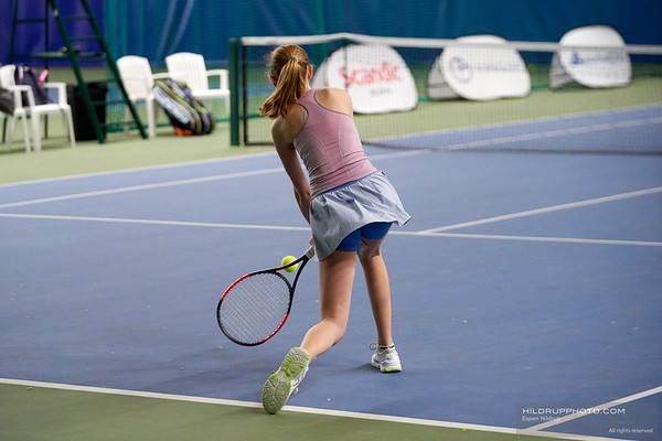 Tennis Europe U14 U16, OTA 4.-12.1 2020