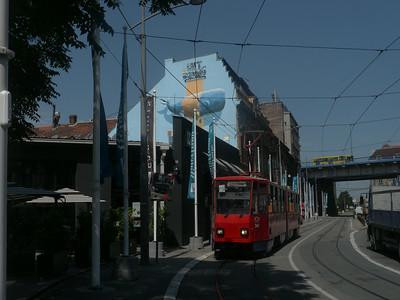 20.08.14 - Tag5, Mi: Belgrad - Bela Palanka