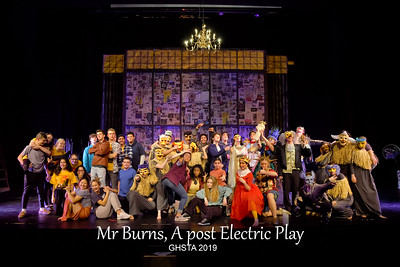 Mr Burns A Post Electric Play