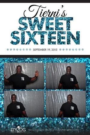 Tierni's Sweet 16 (prints)