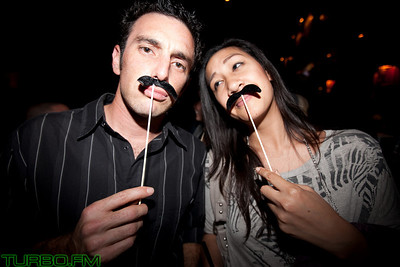 Movember Photobooth with Gabe Vega - Groundfloor