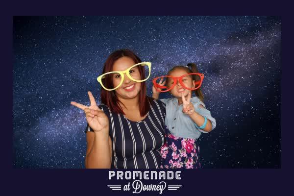 Apollo Moon Landing Anniversary Party