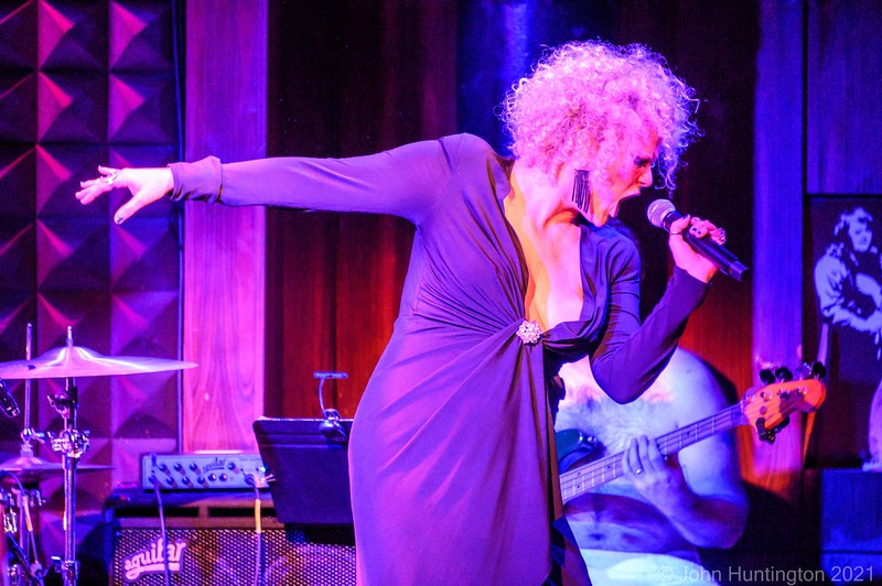 Amber Martin Bathhouse Bette at Joe's Pub, January 2, 2020