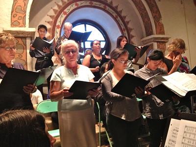 08-22-2014 Feast of San Luis Rey