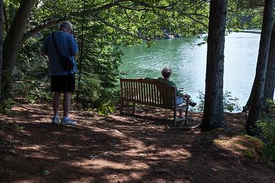 Visit to Round Pond 8-2013