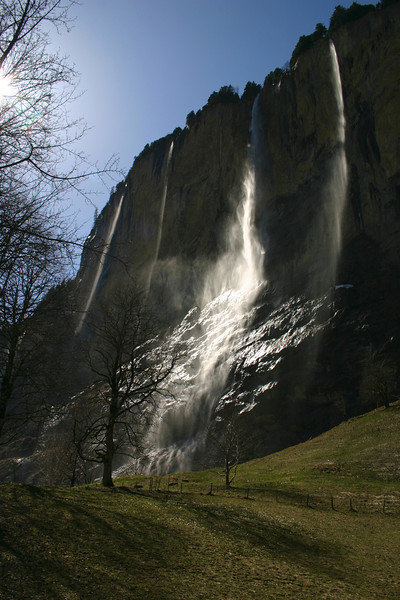 Staubbach Waterfall