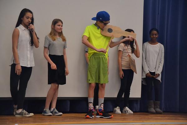 6th Grade Lip Sync (03/24/2017)