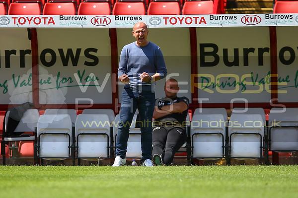 Barnsley v Millwall 27 - 06 - 20