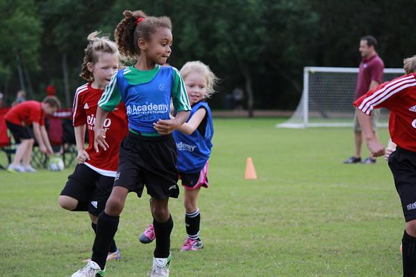 2015 Soccer Practice