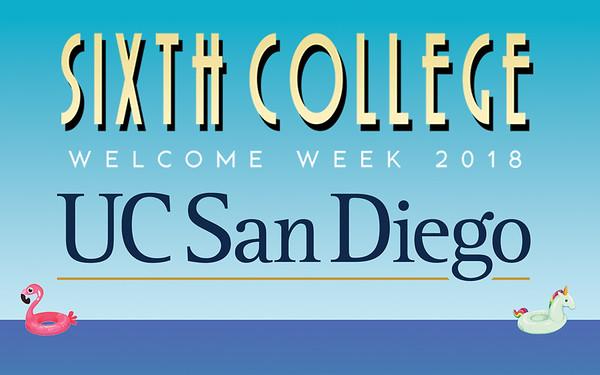 UCSD Welcome Week