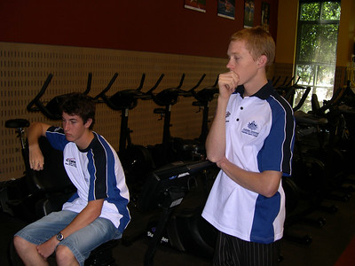 AIS Driver Camp, 2005