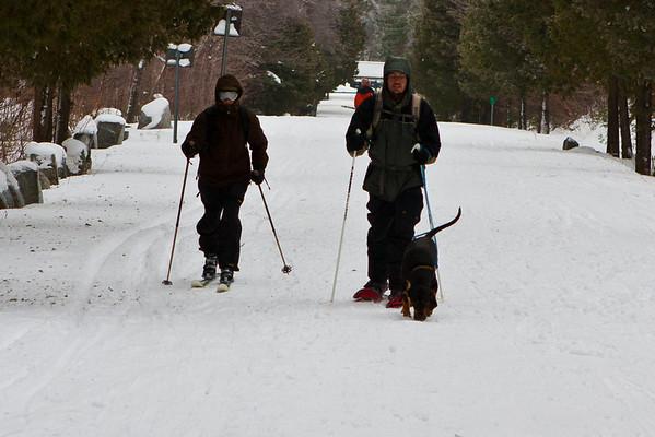 New Years in the Adirondacks