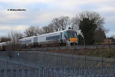 Portlaoise (Rail), 31-12-2018