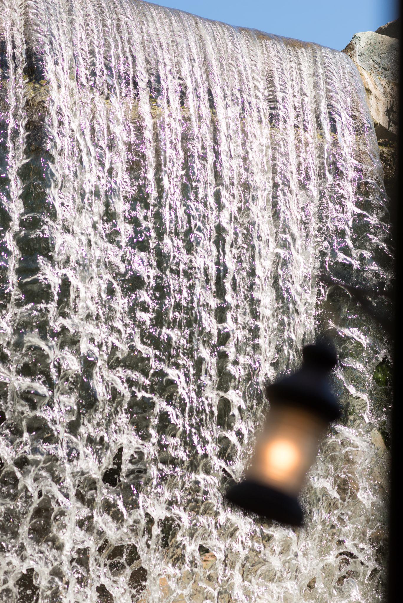 Schweitzer Falls - Walt Disney World Magic Kingdom
