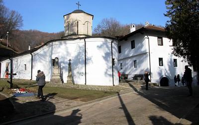 Srbija - Manastir Svetog Romana, Mojsinjska Gora (Trubarevo, Siljegarnik, kula Todora od Stalaca), 10.2.2019.