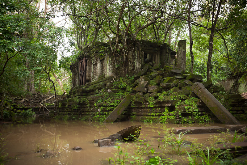 2011 09/21 to 09/22: Siem Reap, Cambodia / Beng Mealea