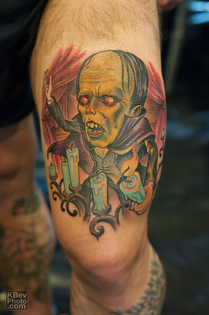 '14 Tattoo Arts Fest - Artwork