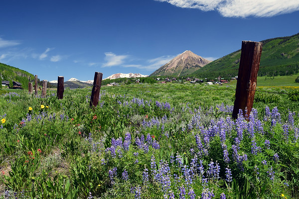 Crested Butte & Maroon Bells