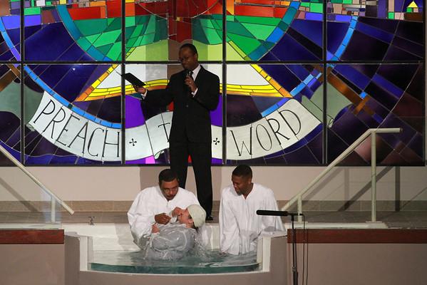 Sunday Worship 12/1/13