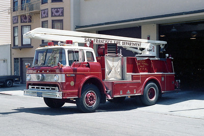 CALIFORNIA FIRE DEPARTMENTS