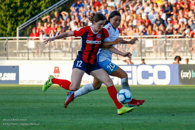 Washington Spirit v Chicago Red Stars (August 10, 2019)