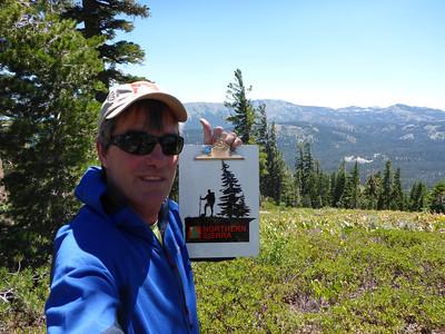 Webber Peak (W6/NS-163), Pt. 7860 (W6/NS-177) SOTA Activations 8/3/2013