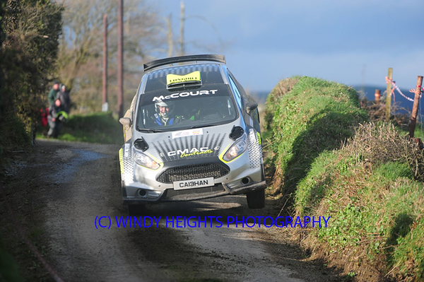 West Cork Rally 2019 Stage 7