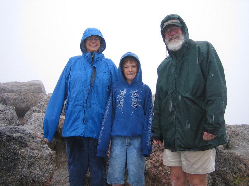 the summit! Mount Evans, Colorado