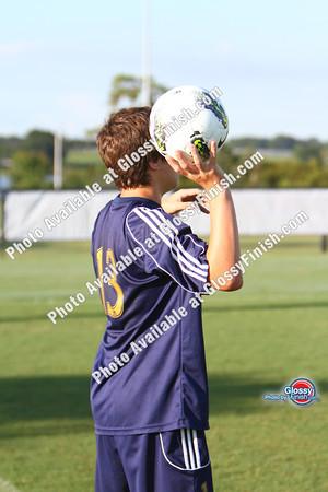 Boys 15U - CROF A3 United vs International St Thomas
